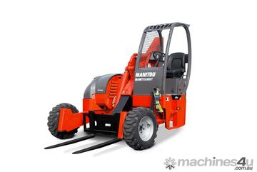 2.5 tons Manitou Truck Mounted Telescopic forklift TMT25 S with stabilizers