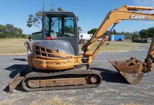 Case CX55B Mini Excavator $57,000 + GST NOW $50,000 inc GST