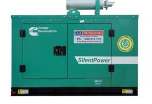 16.5 KVA Cummins Single phase Diesel Generator