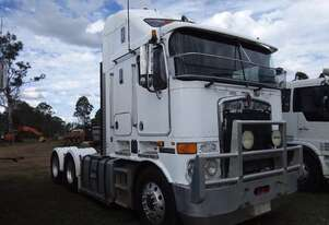 Kenworth   Prime Mover