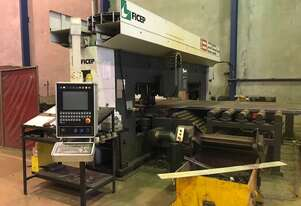 Used FICEP Plasma Drill Punch Plate Working machine