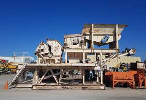 PCP 1120x1100 HORIZONTAL SHAFT IMPACT CRUSHER