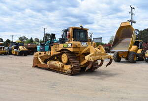 2008 CAT D6T XL Dozer with Trible GPS