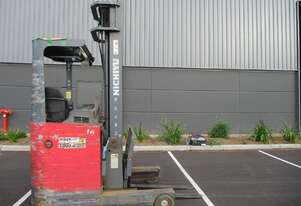 1.6T Battery Electric Reach Sit Down Truck