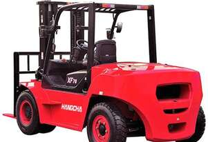 XF Series 5.0-7.0t Internal Combustion Counterbalanced Forklift Truck