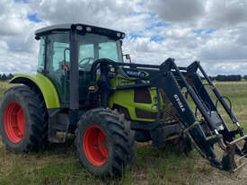 Claas ARES 547 FWA/4WD Tractor - picture0' - Click to enlarge