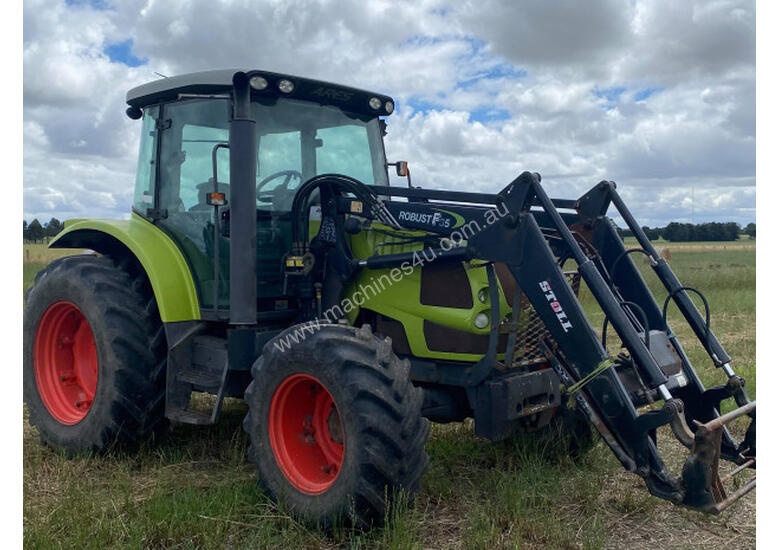 Claas ARES 547 FWA/4WD Tractor