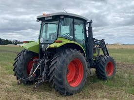 Claas ARES 547 FWA/4WD Tractor - picture1' - Click to enlarge
