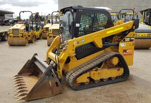 219 CAT 249D TRACK LOADER WITH FULL SPEC AND LOW 567 HOURS
