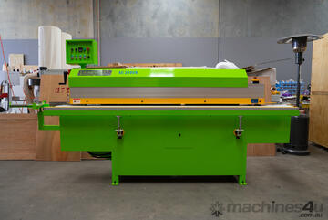 ( ) Aaron 2.8m Three-Phase Compact Edgebander | Small, Affordable, Quiet, Solid | AU2800B