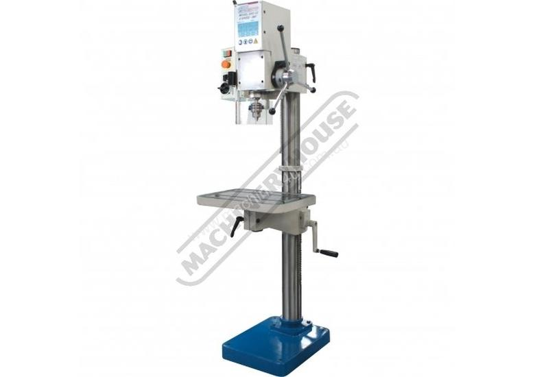 GHD-22 Industrial 3MT Geared Head Drilling Machine 31.5mm Drilling Capacity