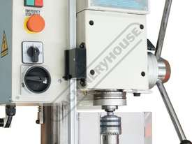 GHD-22 Industrial 3MT Geared Head Drilling Machine 31.5mm Drilling Capacity - picture4' - Click to enlarge