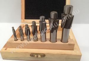7 Piece HSS Flat Counterbore Set - M3 - M12