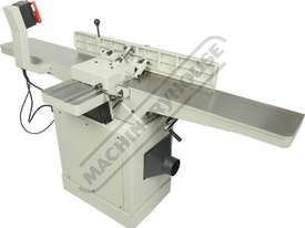 P-200H Planer Jointer 200mm Width Capacity 13mm Rebate Capacity - picture6' - Click to enlarge