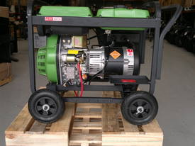 GENQUIP DG6LE DIESEL 5500W GENERATOR ELECTRIC STAR - picture1' - Click to enlarge