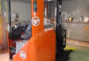 BT Electric Reach Truck 1.5 Ton 6300mm Lift