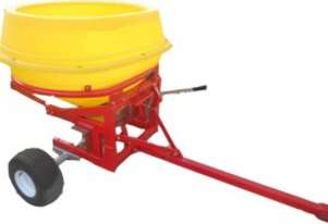 Mirco Brothers ITS Lrg Trailed Spreader