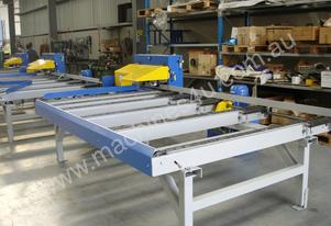 MPB Engineering TIMBER INFEED TABLE