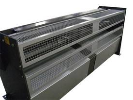 2470mm x 3mm 240v Australian hydraulic guillotine - picture4' - Click to enlarge