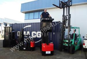Hire Mini Electric Order Pickers / Stock pickers