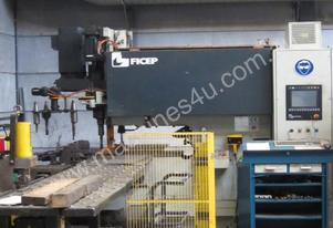 FICEP 401 8D CNC Plate Drilling Machine