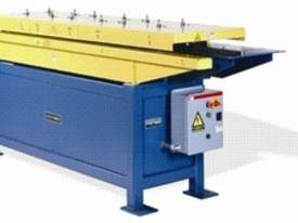 Shawbend TDE Flange Forming Machine - picture0' - Click to enlarge