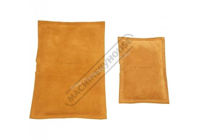 RTSBS-2 Rectangle Leather Bags - Sand 460 x 305mm & 305 x 200mm