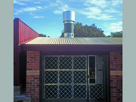 Wet Spray Booths - picture2' - Click to enlarge