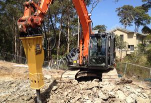 O.S.A 13t-22t EXCAVATOR ROCK BREAKERS
