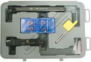 L457 Lathe Threading Tool Kit - Insert Type 16mm Tool Height
