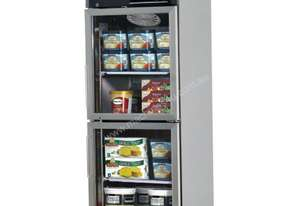 Turbo Air KF25-2G Top Mount Glass Door Freezer