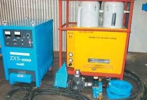 Subarc 1000 amp welder with welder