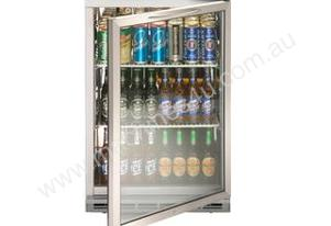 Williams BC1SS Bottle Cooler Glass 1 Door Refrigerator
