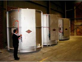 Magnesium Alloying Furnaces
