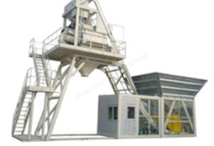 MBP series Mobile Concrete Batching Plants