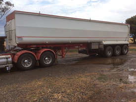 2005 TEFCO 36� X 6� STEEL TOA TRAILER - picture0' - Click to enlarge