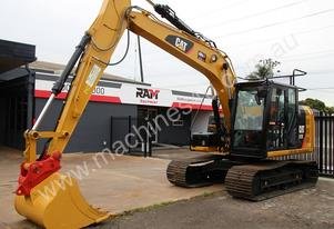 Used Caterpillar 312E Excavator 12 tonne