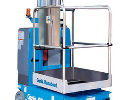 Genie 12 15 20 Vertical Man Lift