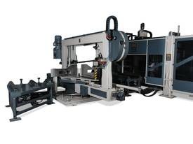 CNC Beam Drilling, Milling, Tapping & Cutting Line - picture2' - Click to enlarge