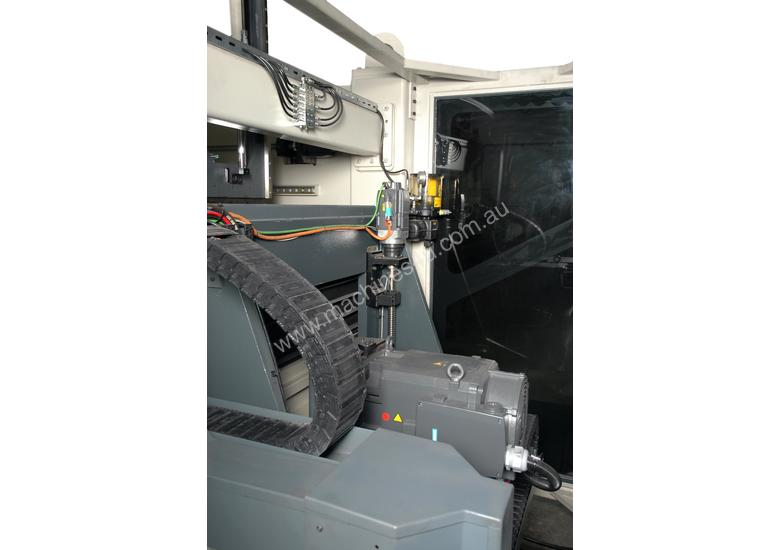 CNC Beam Drilling, Milling, Tapping & Cutting Line