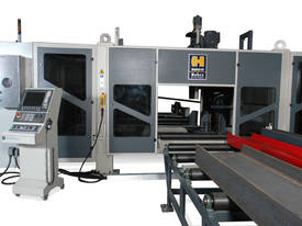 CNC Beam Drilling, Milling, Tapping & Cutting Line - picture0' - Click to enlarge