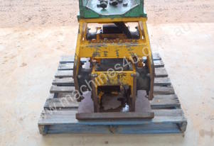 Indeco Compaction Plate for Hire