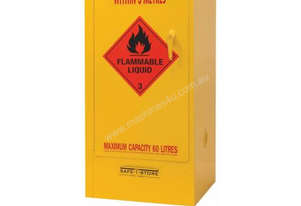 Flammable Cabinet Storage (60L)