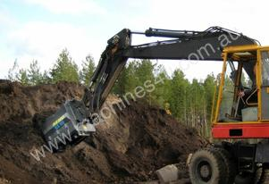 NEW Remu EX80 Screening Bucket