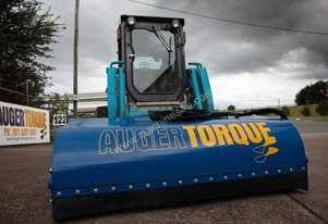 New Augertorque Sweeper Broom for SkidSteer Loader
