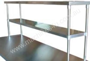 Brayco S/Steel Overshelves 2-tier