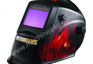 Blaze Wide View Electronic Welding Helmet