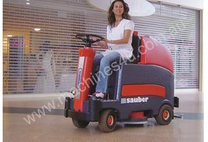 Cleanfix Switzerland RA800 - RIDE-ON SCRUBBER