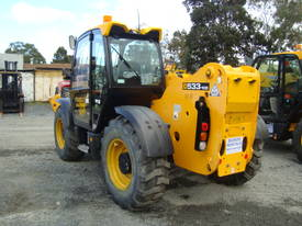 JCB 533-105 Telescopic Handler - picture12' - Click to enlarge