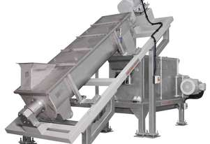 Telford Smith Wash Plant, Friction Washer